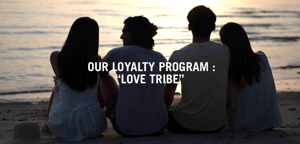 Our loyalty program: