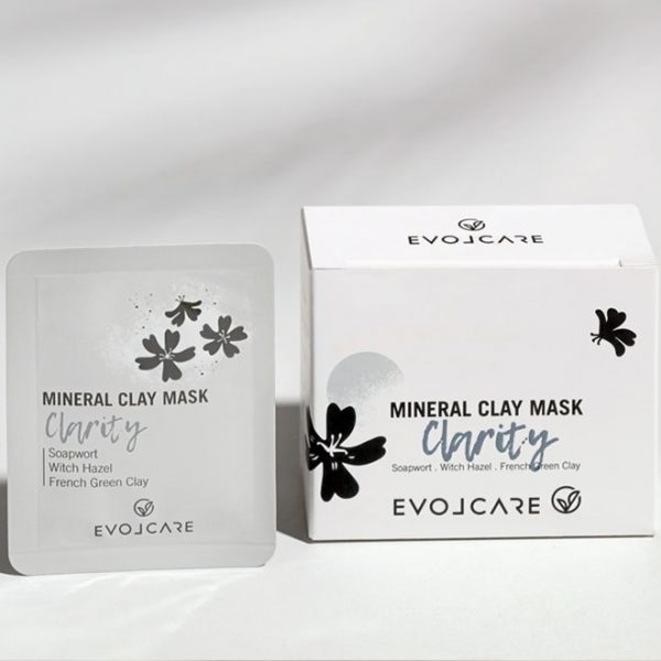 """Clarity"" Mineral Clay Mask"
